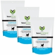3-PACK VetriScience Composure Bite-Sized Chews (180 Chews)