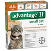 4 MONTH Advantage II Flea Control Small Cat (for Cats 5-9 lbs.)