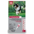 4 MONTH K9 ADVANTIX Red (for dogs 21-55lbs)