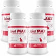 4-PACK Joint MAX Capsules for Cats (320 Count)