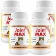 4-PACK Joint MAX SPRINKLE CAPS for Cats 80 count (320 Caps)