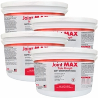 4-PACK Joint MAX TRIPLE Strength SOFT CHEWS (960 CHEWS)