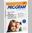 6 MONTH PROGRAM Orange: For cats up to 10 lbs