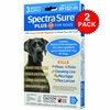 6 MONTH Spectra Sure Plus for Dogs 89-132 lbs