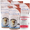6 PACK Glyco Flex III (720 SOFT CHEWS) FREE Joint Treats