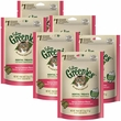 6-PACK Greenies Felines - SALMON (15 oz)