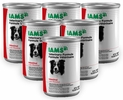 6 PACK Iams Veterinary Formula Intestinal Low Residue Canned Dog Food (84 oz)