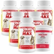 6 PACK Joint MAX Double Strength (720 CHEWABLE  TABLETS) + FREE Joint Treats