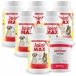 6-PACK Joint MAX® Double Strength (1500 Chewable Tablets) + FREE Joint Treats® Minis