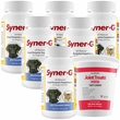 6-PACK Syner-G Digestive Enzymes (1200 Tablets) + FREE Joint Treats