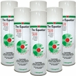 6-PACK The Equalizer Carpet Stain and Odor Eliminator (120 oz) + FREE Pet Hair Remover