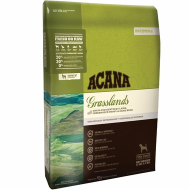 ACANA Grasslands Regional Dog Food (13 lb)