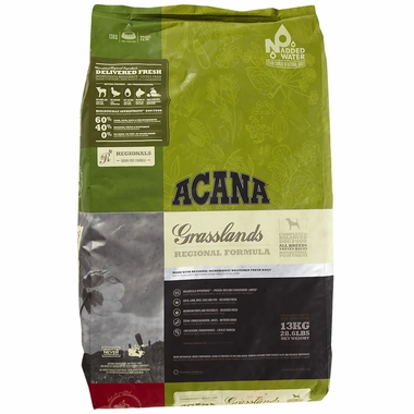 ACANA Grasslands Regional Dog Food (28.6 lb)