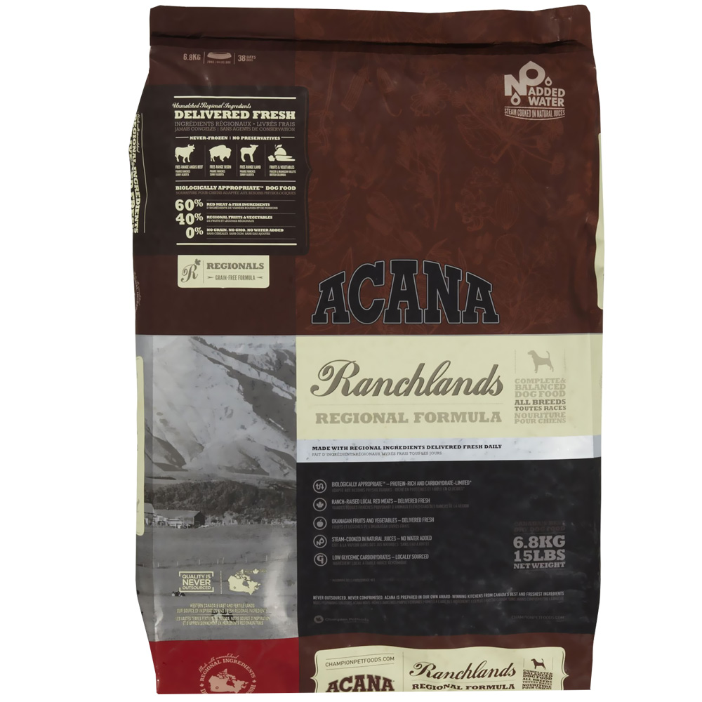 Acana Ranchlands Dog (15 lb)