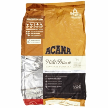 Acana Wild Prairie Dog Food Reviews