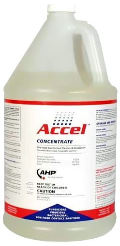 Accel Disinfectant
