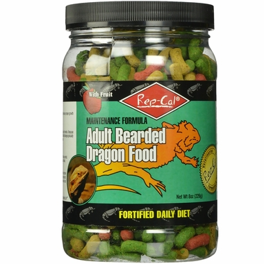 Adult Bearded Dragon Food (8oz)