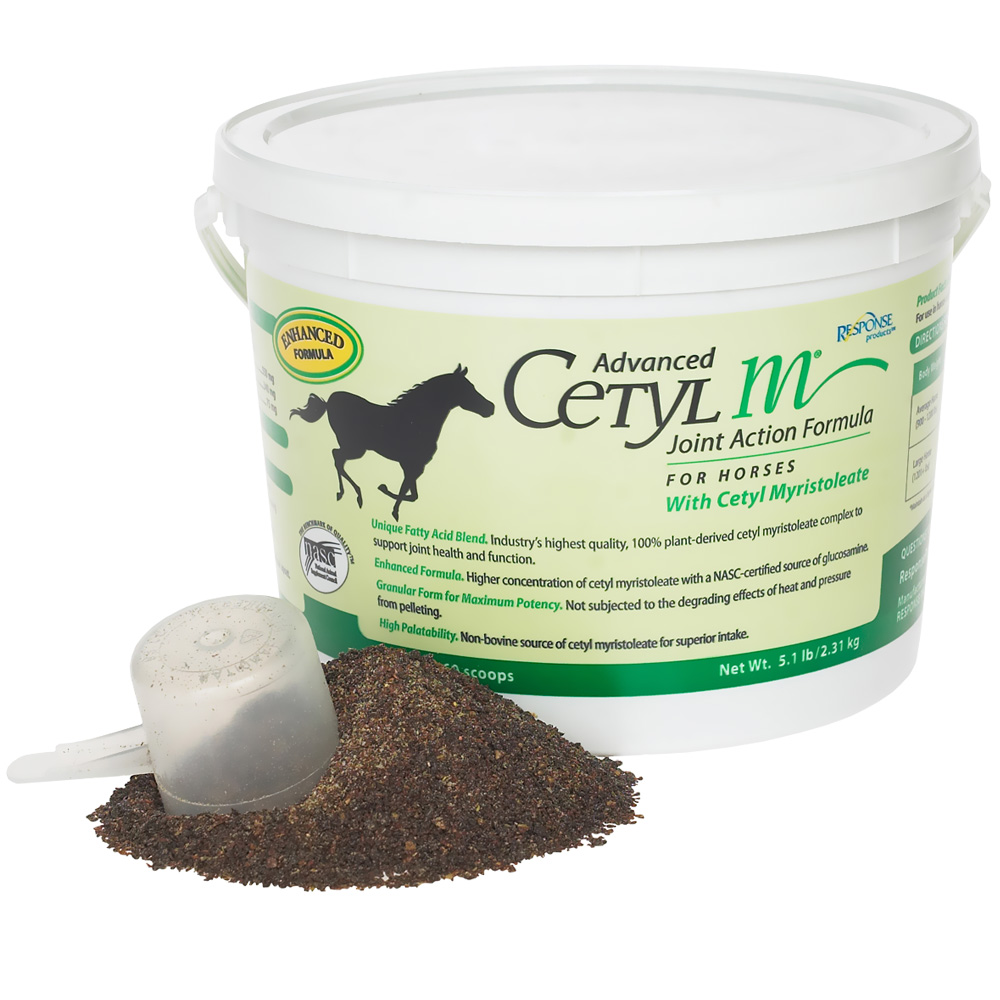 Advanced Cetyl M Equine Granules (5.1 lbs)