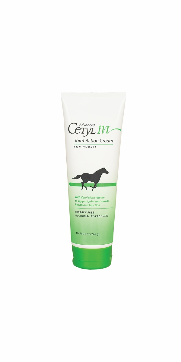 Advanced Cetyl M Joint Action Cream for Horses (8 oz)