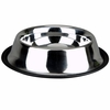 Advance Pet Products Non-Skid Stainless Steel Dish (96 oz)