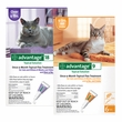 Advantage Flea Control for Cats
