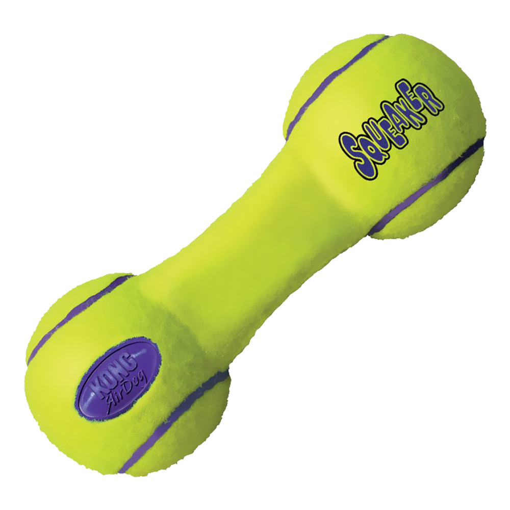 Air KONG Squeaker Dumbbell - MEDIUM