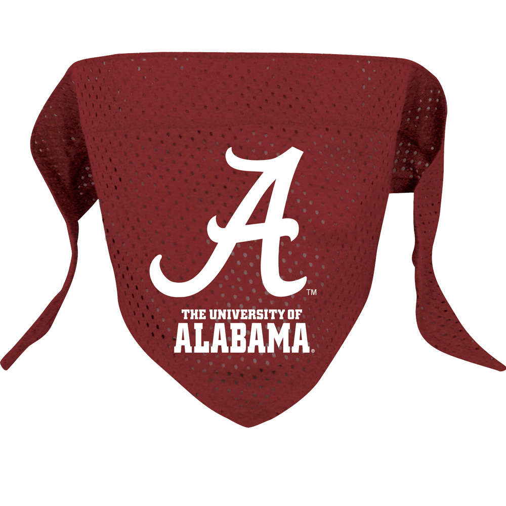 Alabama Dog Bandanas
