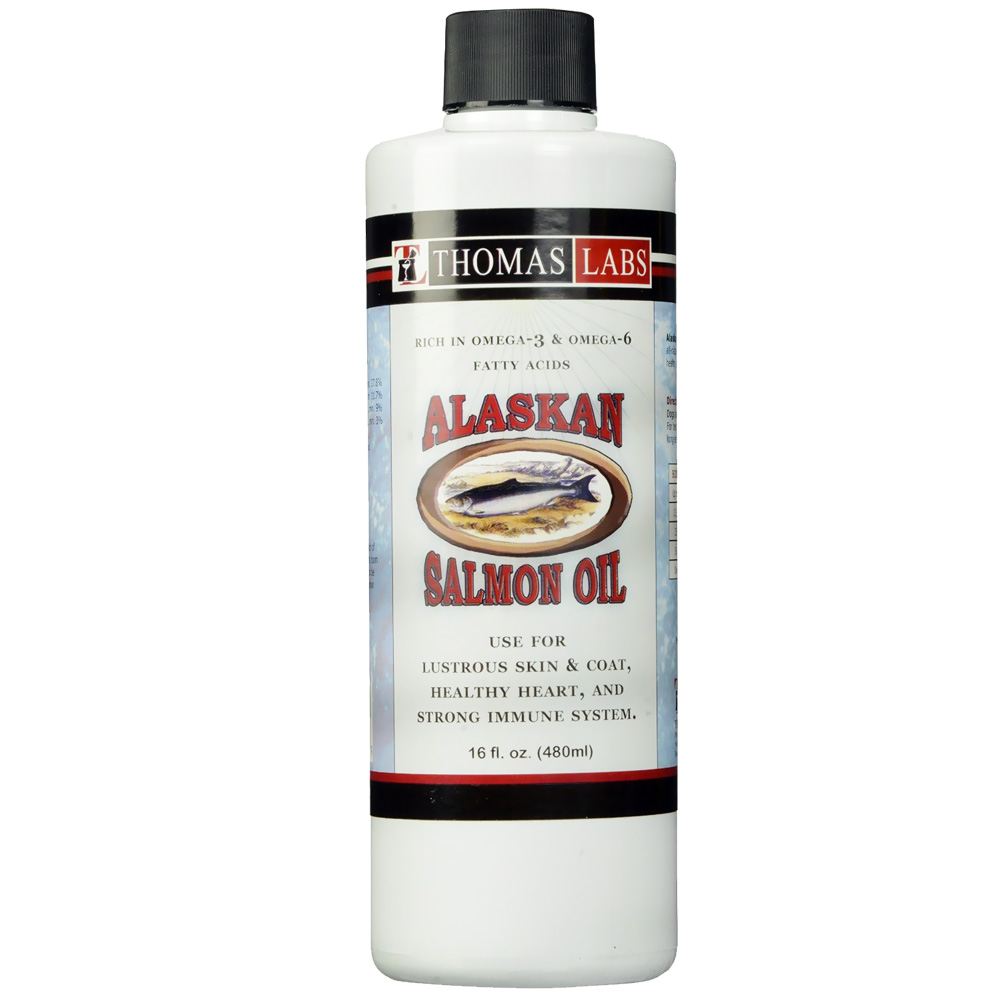Alaskan Salmon Oil (16 oz)