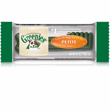 ALL NEW Greenies - PETITE SINGLES