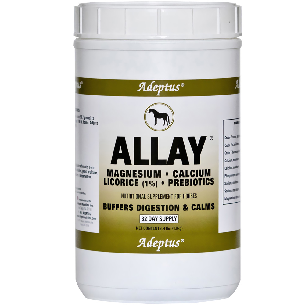 Allay® Antacid Buffer & Calmer for Horses