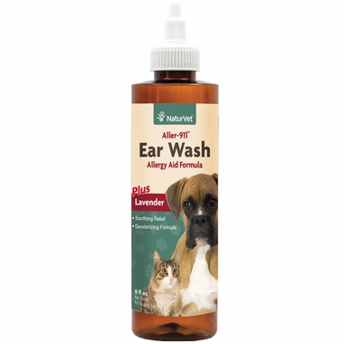 Allergy Ear Wash (8 oz)