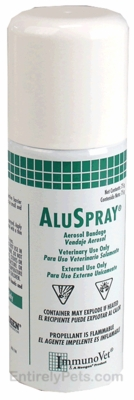 AluSpray Aerosol Bandage aids (75gm)