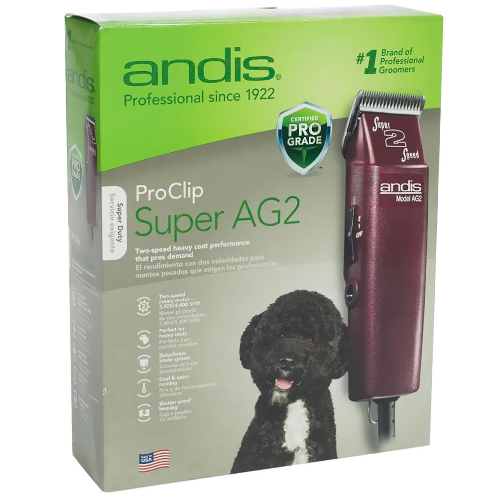 Andis® AGP Super 2-Speed™ Pet Clipper