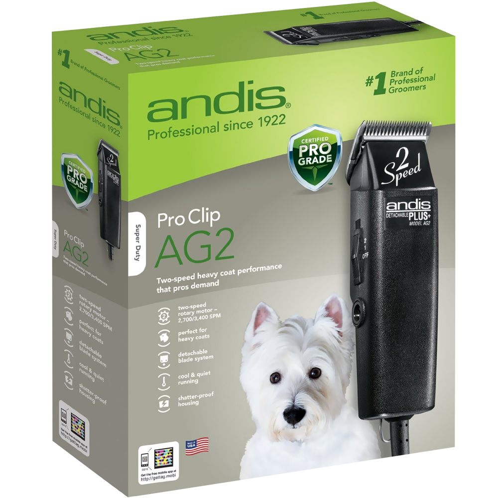 Andis® ProClip AG2 Pet Clipper