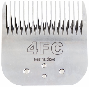 Andis® RACD Replacement Clipper Blade - Size 4FC