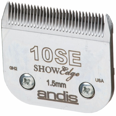 Andis® ShowEdge Clipper Blades - Size 10SE