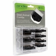 Andis Stainless Steel Magnetic Comb Set Black (8 Pieces)