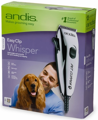 Andis Super Deluxe Dog Clipper Review