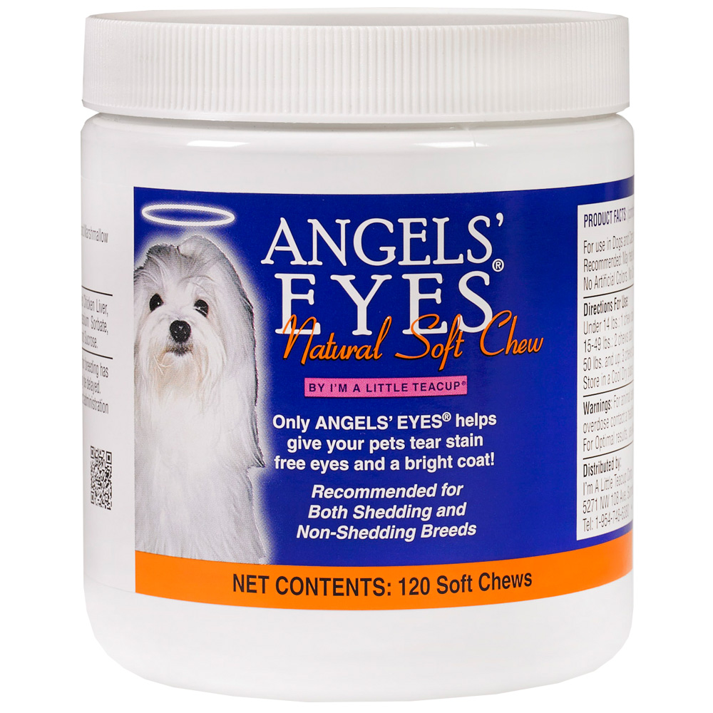 Angels' Eyes® Natural Soft Chews (120 ct)