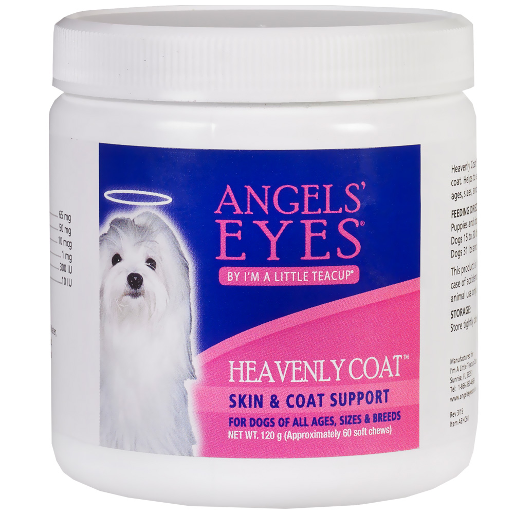 Angels' Eyes® Heavenly Coat Soft Chew (60 count)