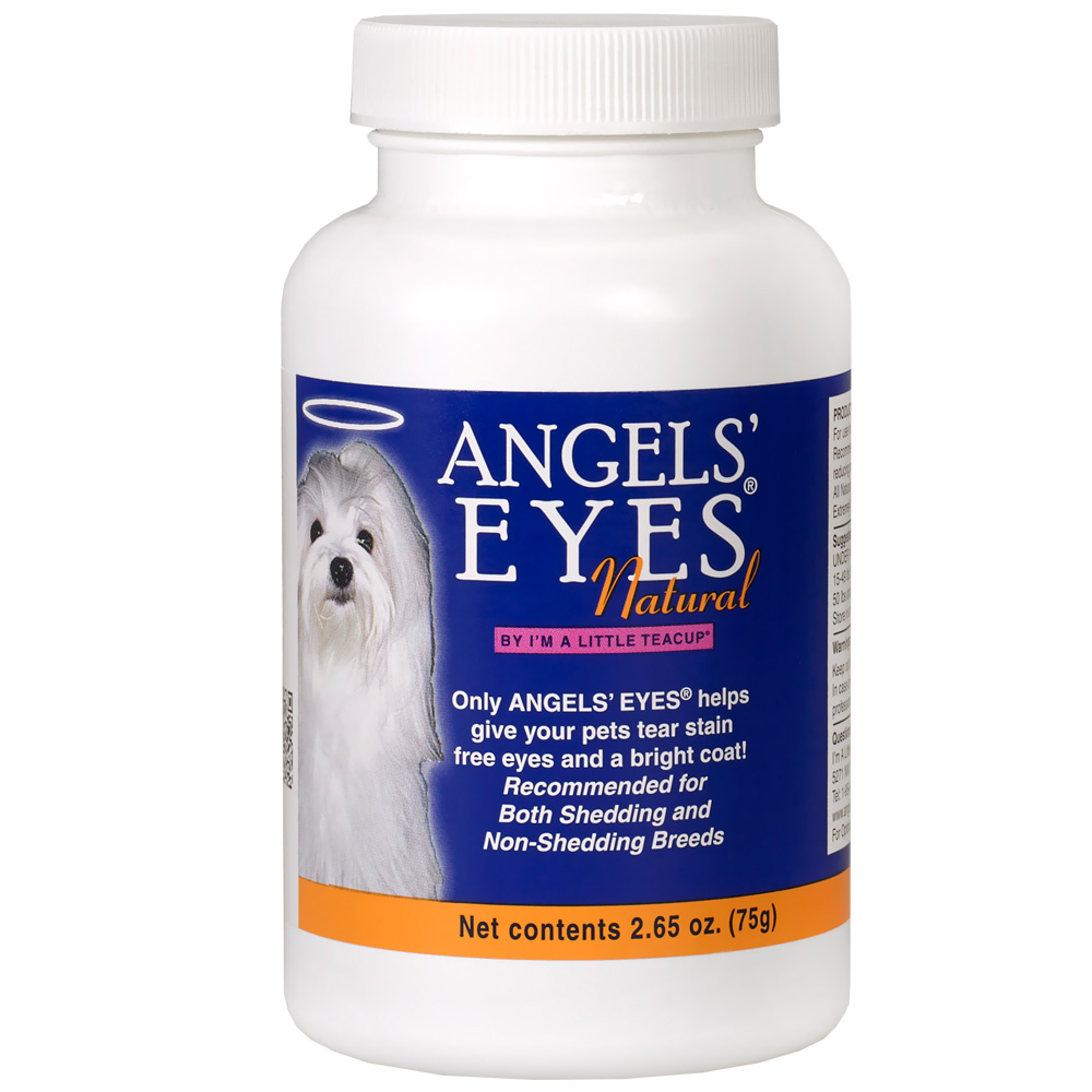 Angels' Eyes® NATURAL Chicken for Dogs (75 gm)