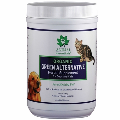 Animal Essentials Organic Green Alternative Herbal Supplement (300 gm)