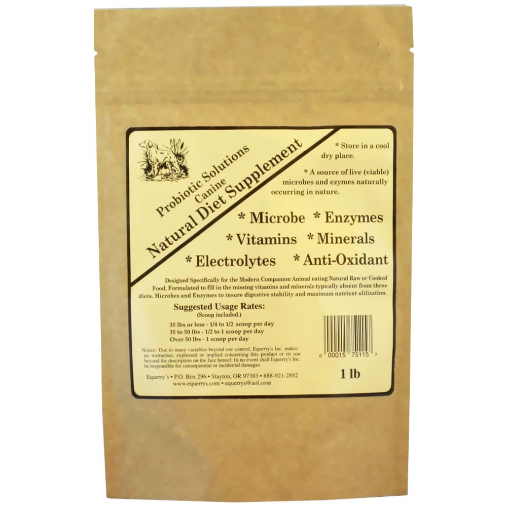 Animal Health Solutions Natural Diet Supplement