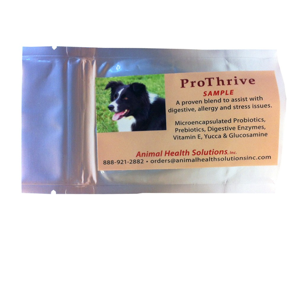 Animal Health Solutions ProThrive Daily Digestive Aid