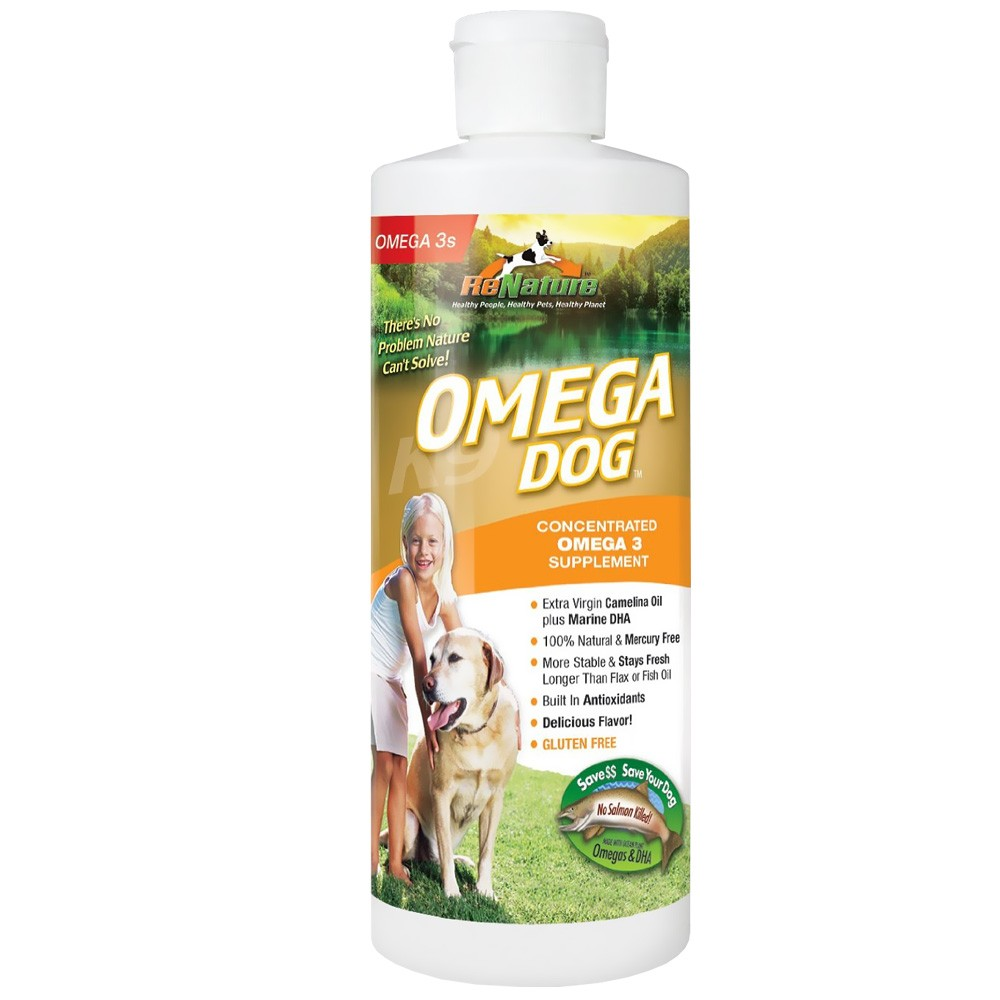 Animal Naturals K9 Omega Dog