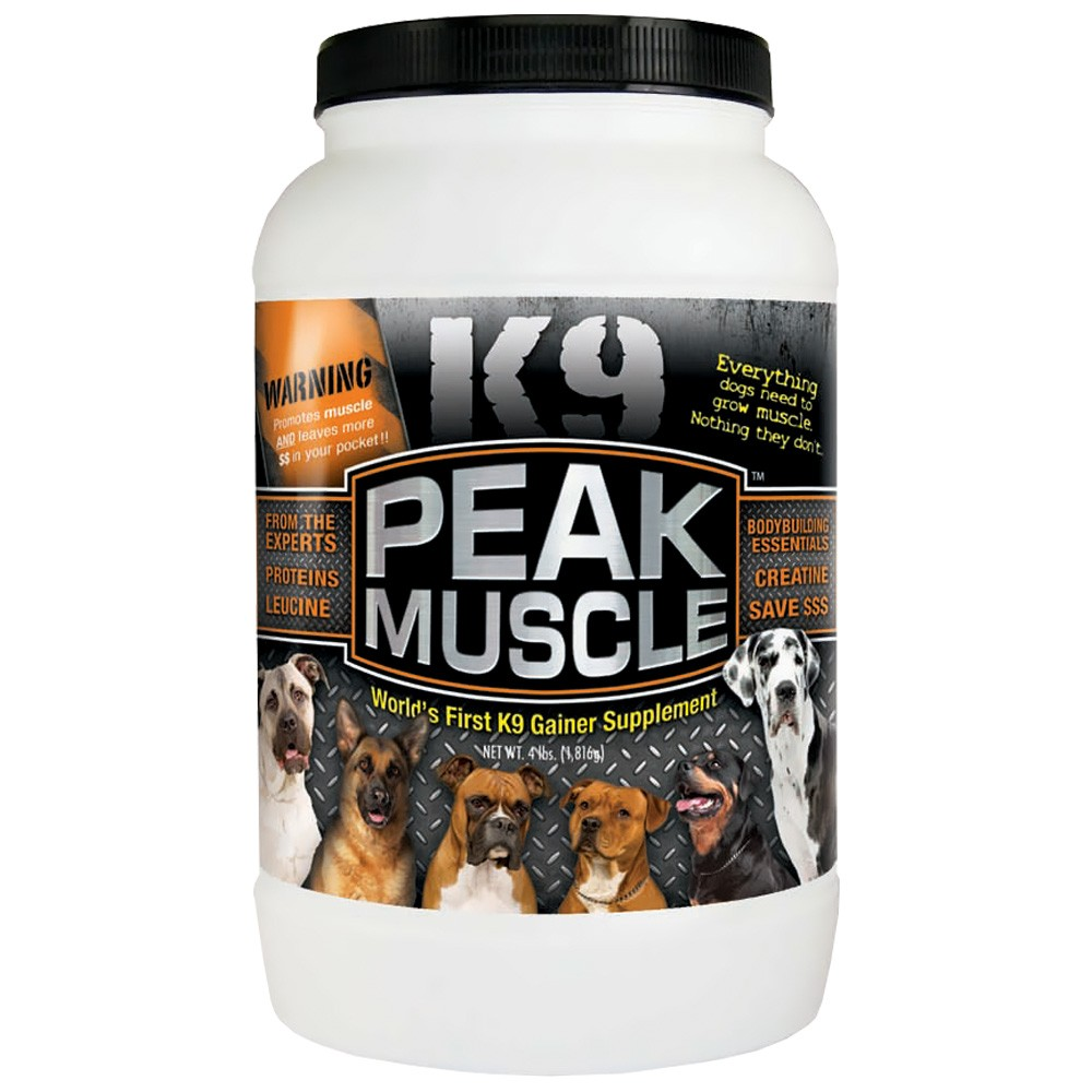 Animal Naturals K9 Peak Muscle