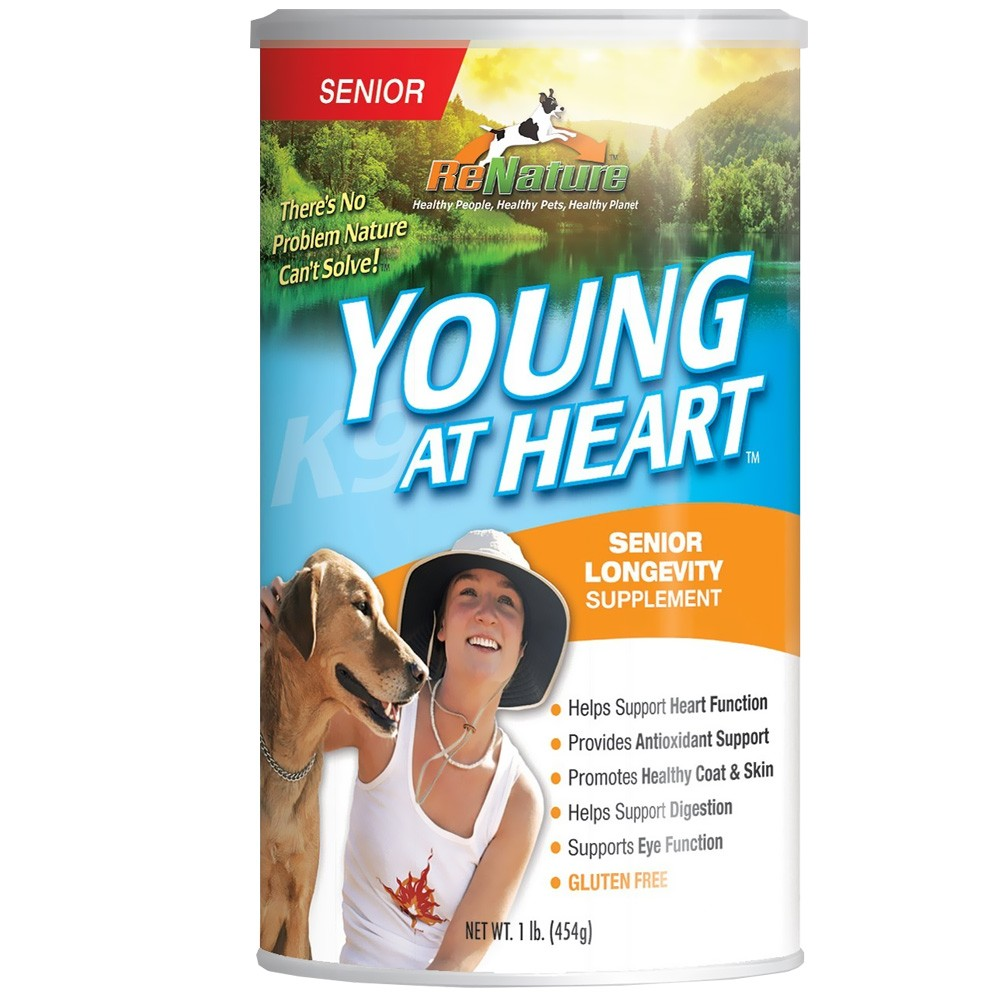 Animal Naturals K9 Young At Heart