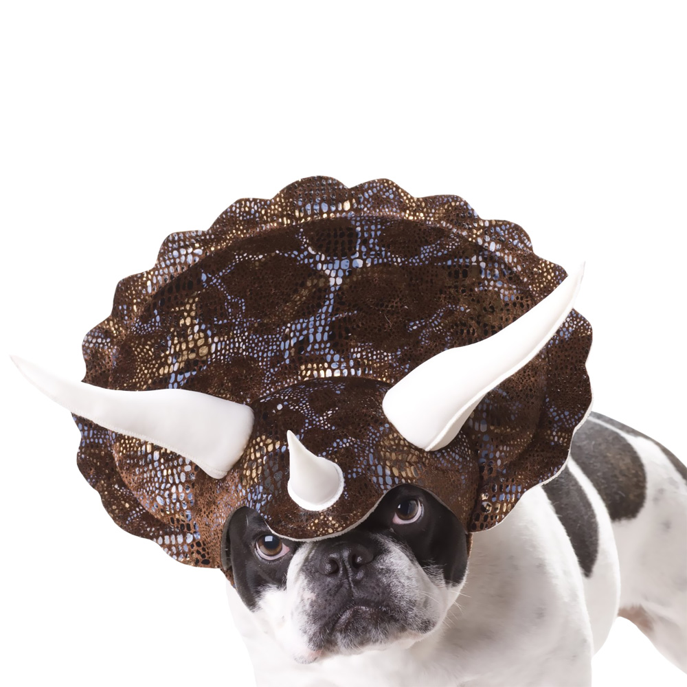 Animal Planet Triceratops Dog Costume - Small