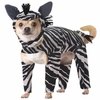 Animal Planet Zebra Dog Costume - Medium