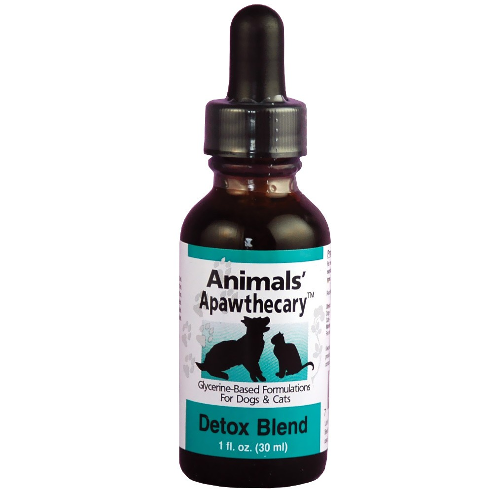 Animals' Apawthecary Detox/Allergy Blend